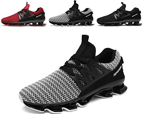 Casual Trail Athletic Gris Hommes Trainer Tennis Sneakers Randonne Entraneurs Sport Mode Running Lsgego R7XvWnTx0U