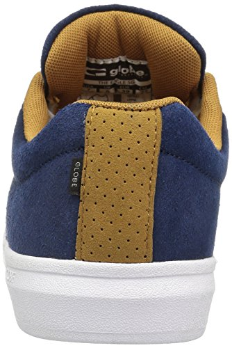 Globe Mens The Eagle Sg Scarpe Da Skateboard Blu / Bianco