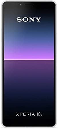 Sony Xperia 10 Ii Smartphone 6 Inches White Elektronik
