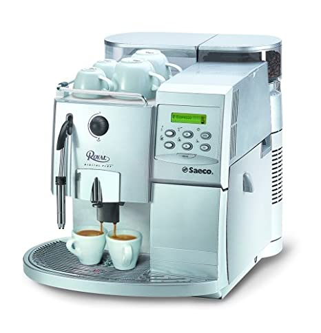 Saeco Royal Digital Plus Plata Espresso - Cafetera ...