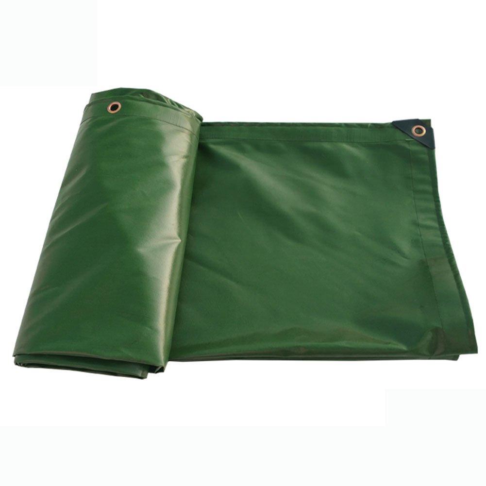 JIANFEI オーニング 防水 耐寒性日焼け止め防塵長寿命PVC厚さ0.32ミリメートルはカスタマイズすることができます (色 : Green, サイズ さいず : 1.9x2.9m) B07FTJ22DW 1.9x2.9m|Green Green 1.9x2.9m