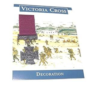 Cruz Victoria medalla por valor (reproducción en miniatura)