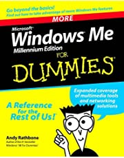 MORE Microsoft Windows Me For Dummies