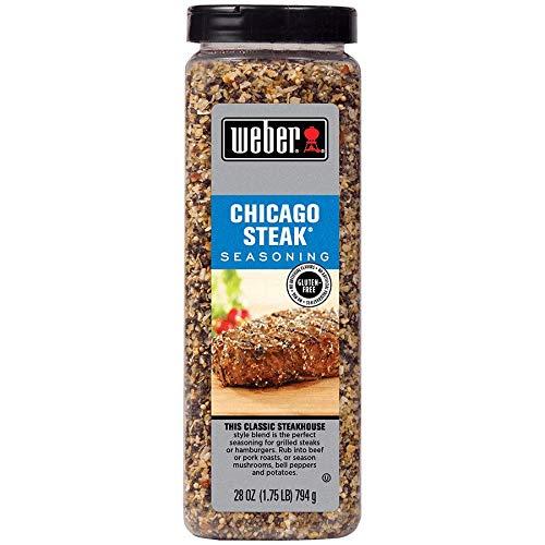 Weber Chicago Steak Seasoning 28 Oz