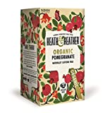 Heath and Heather Organic Pomegranate Tea 20 Bags