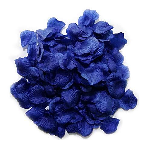 MayaRed 2000 PCS 22 Colors Silk Rose Petals Wedding Flower -