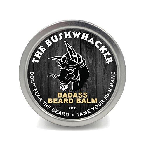 Badass Beard Care Balm Bushwhacker