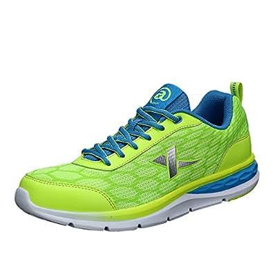Amazon.com   Xtep Men's Trail Walking Running Shoe Green