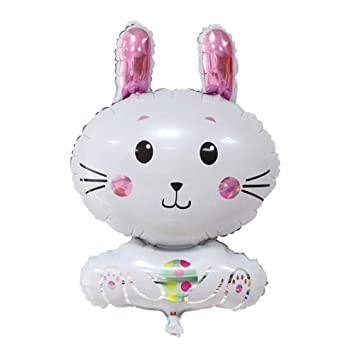 Amazon.com: Mr.S Shop - Globos de Pascua con diseño de ...