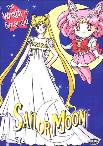 Sailor Moon - The Wrath of the Emerald (TV Show, Vol. 12) by Section 23