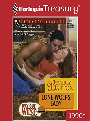 book cover of Lone Wolf\'s Lady