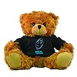 NFL Carolina Panthers Hoodie Bear, 9-inch