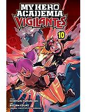 My Hero Academia: Vigilantes, Vol. 10 (Volume 10)