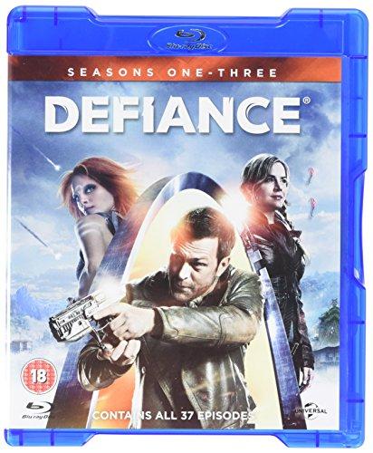 Defiance - Season 1-3 - Defiance 3 Season