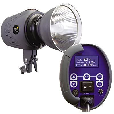 Impact Digital Monolight 400W/s (120VAC) from Impact