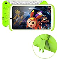 Sunsee 7inch Quad Core HD [ Tablet For Kids ] Android 4.4 Kitkat Dual Camera Wifi Bluetooth