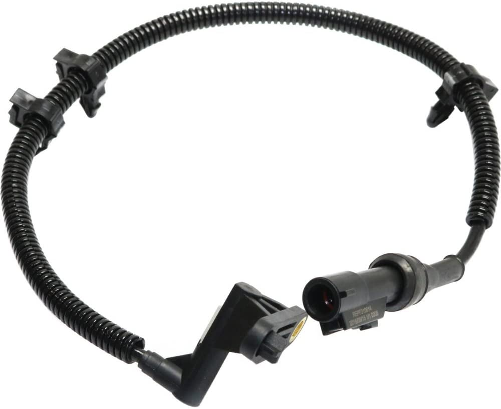 ABS speed sensor compatible with EXPLORER//MOUNTAINEER 02-05 ABS Rear Right or Left Side 2 Male Pin Terminals