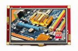 ELI 4.3'' HDMI 4 WR Touch screen 480x272 WQVGA LCD - Plug and Play
