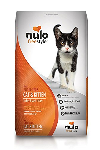 Nulo Grain Free Dry Cat Food with BC30 Probiotic
