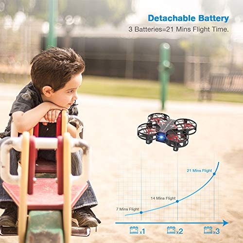 SNAPTAIN H823H Plus Portable Mini Toy Drone