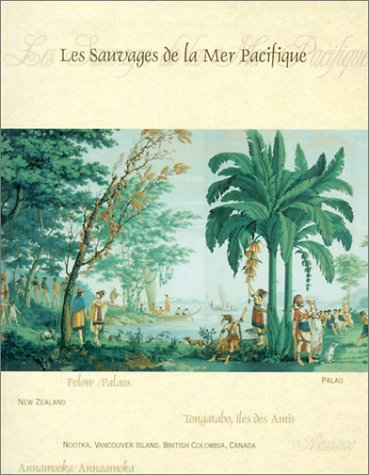 Les Sauvages De LA Mer Pacifique: Manufactured by Joseph Dufour Et Cie 1804™05 After a Design by Jean-Gabriel Charvet