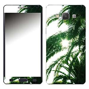 "Motivos Disagu Design Skin para Samsung Galaxy A5: ""Palmschattenspiel"""