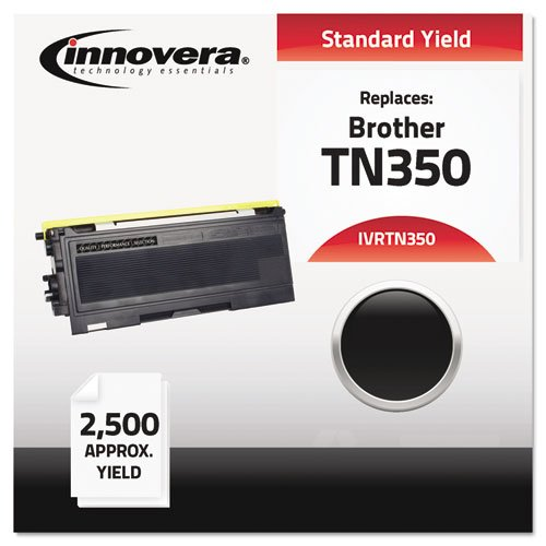 Innovera 722028190 Fax Toner For Brother Dcp 7020  Fax 2820  2920  Hl 2040   Tn350 Compat