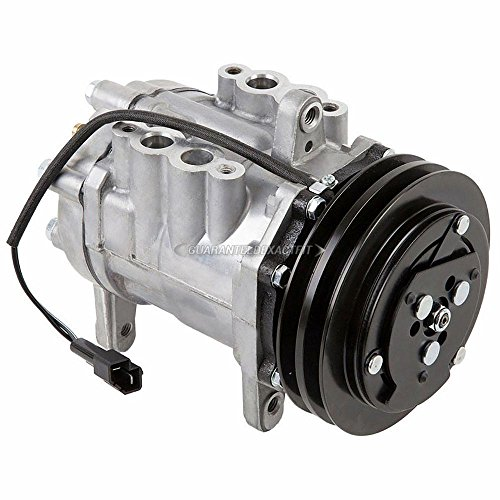 AC Compressor A/C Clutch For Dodge B150 B250 B350 D100 D150 D250 D350 Ram 50 - BuyAutoParts 60-01304NA NEW