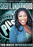 Platinum Comedy Series - Sheryl Underwood: Too Much Information - Comedy DVD, Funny Videos