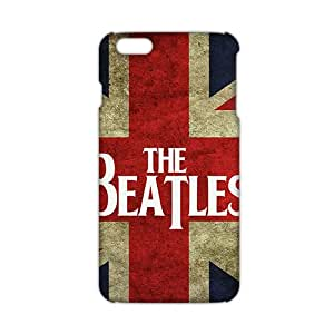 Ultra Thin The Beatles 3D Phone Case for iPhone 6 Plus