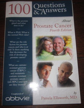 100 Questions  Answers About Prostate Cancer Fourth Edition