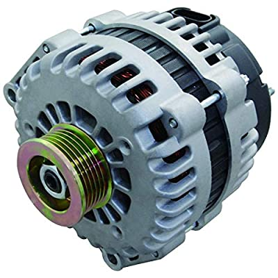 New Alternator For Chevy Truck Avalanche Silverado C 6.0 6.6 8.1 Saab Oldsmobile Isuzu Hummer 6019239 10464405 15263859 15200109 15-22-6003 8400079
