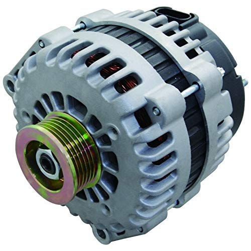 New Alternator For Chevy Truck Avalanche Silverado C 6.0 6.6 8.1 Saab Oldsmobile Isuzu Hummer 6019239 10464405 15263859 15200109 15-22-6003 8400079