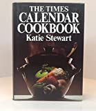 img - for The Times Calendar Cookbook book / textbook / text book