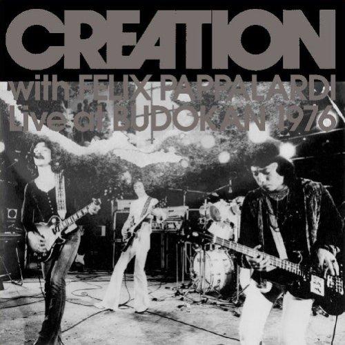 CREATION / CREATION with FELIX PAPPALARDI Live at BUDOKAN 1976の商品画像