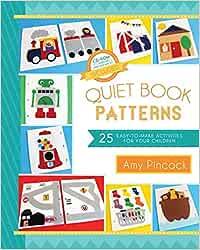 Printable Quiet Book