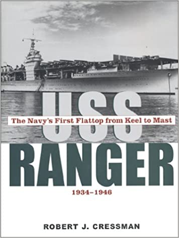Uss Ranger: The Navy's First Flattop from Keel to Mast, 1934