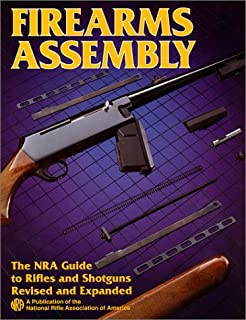 firearms assembly 4 the nra guide to pistols and revolvers rh amazon com Light Assembly Guides Table Assembly Guide
