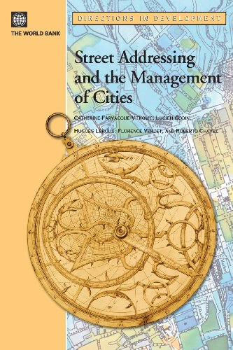 Street Addressing and the Management of cities (Directions in Development)