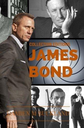 Collection Editions James Bond by Damien M Buckland (2016-03-15) por Damien M Buckland