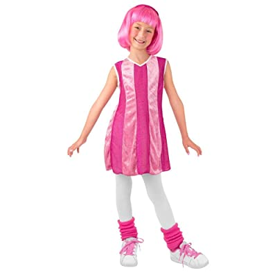 Lazy Town Stephanie Costume: Clothing