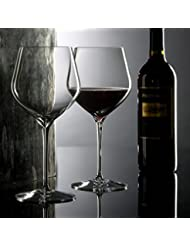 Elegance 9.8 quot; Cabernet Sauvignon Wine Glass Pair By Waterford