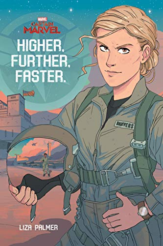 Captain Marvel: Higher, Further, Faster by [Palmer, Liza]