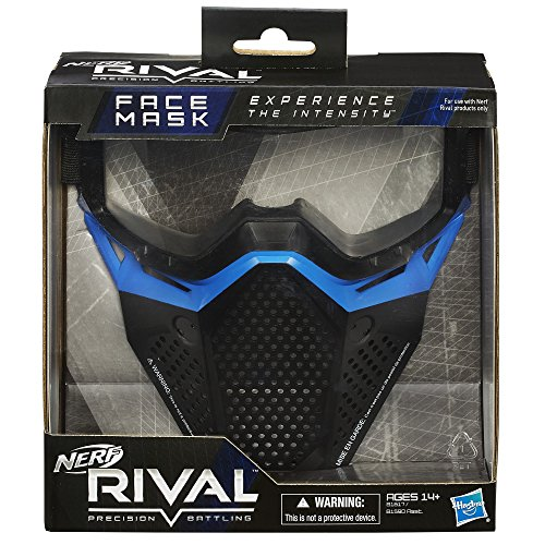 nerf mask target