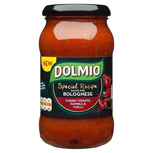 Dolmio Bolognese Cherry Tomato, Paprika & Chilli - 400g (0.88lbs)