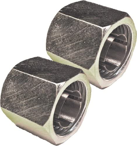 Ryobi R2200 Router Replacement Collet Assembly # 201389001 2 Pack