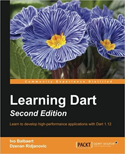 Learning Dart Second Ivo Balbaert