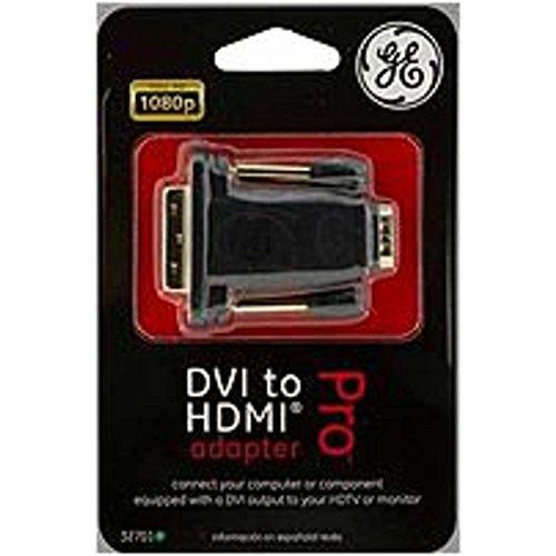 GE DVI HDMI Adapter Pro