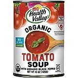 Health Valley No Salt Added Tomato Soup, 14.5 oz