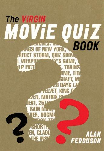 The Virgin Movie Quiz Book ebook